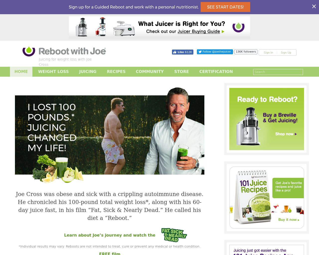 Rebootwithjoe.com-Advertising-Reviews-Pricing