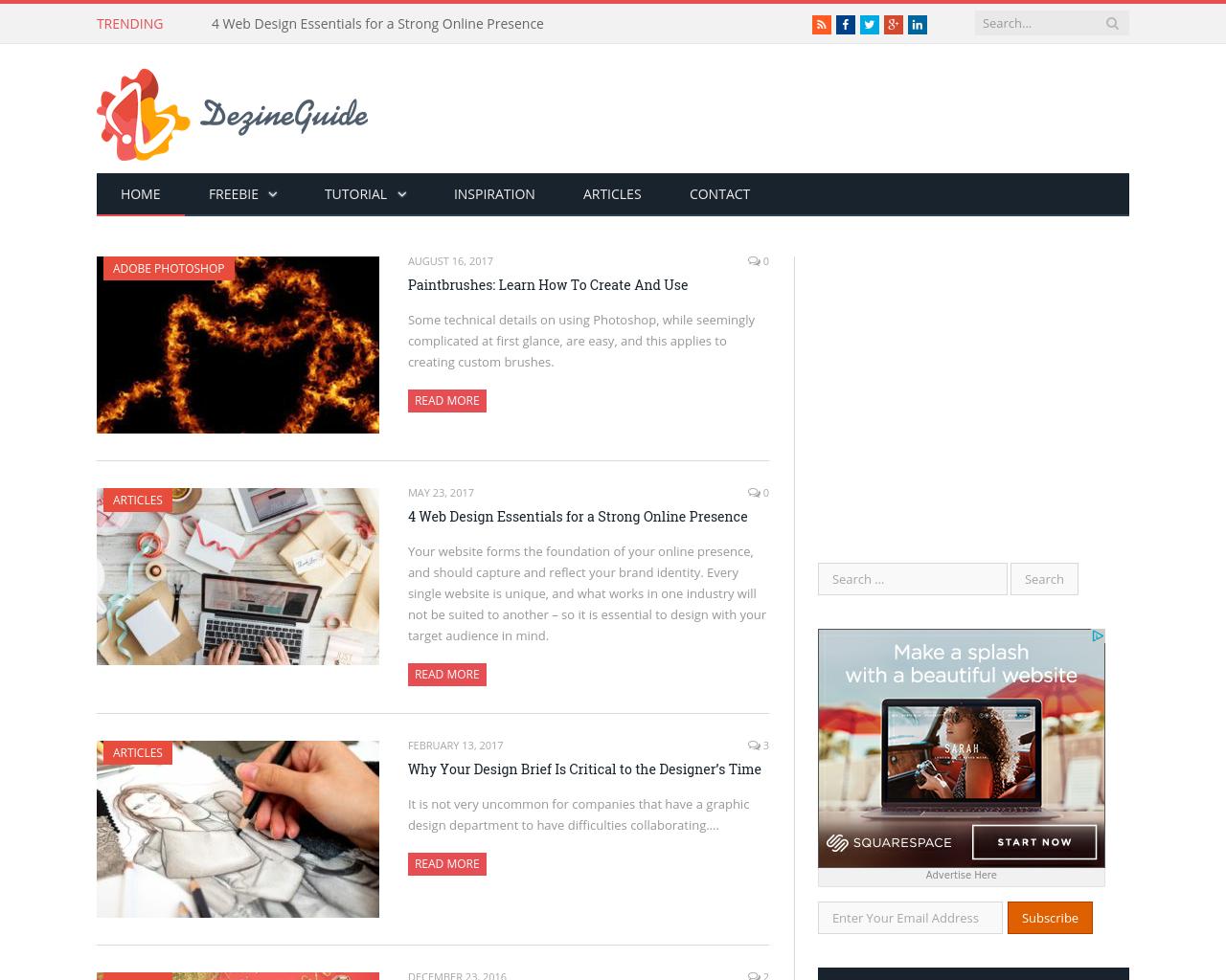 DezineGuide-Advertising-Reviews-Pricing