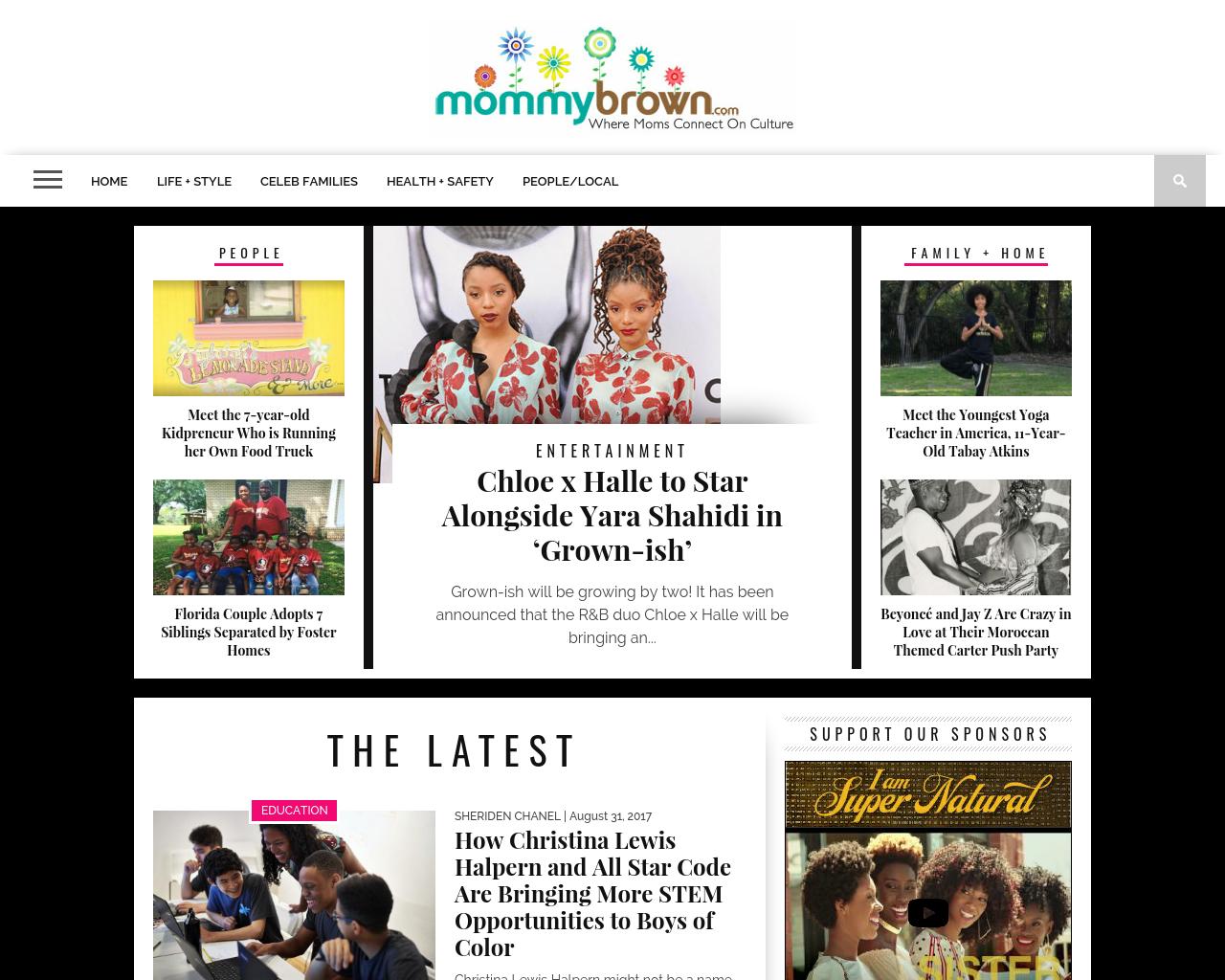 Mommybrown.com-Advertising-Reviews-Pricing