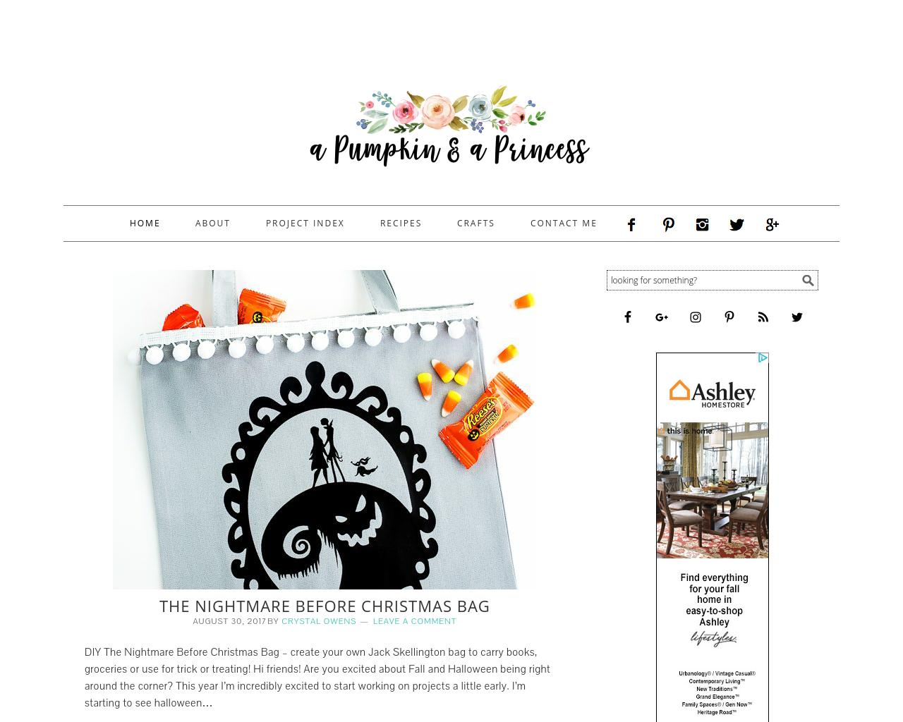 A-Pumpkin-And-A-Princess-Advertising-Reviews-Pricing