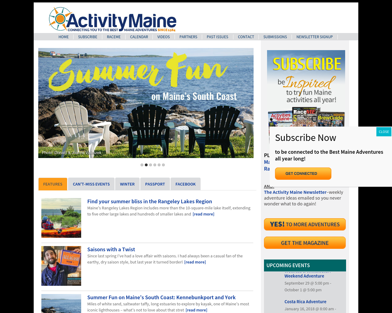 Activity-maine-Advertising-Reviews-Pricing