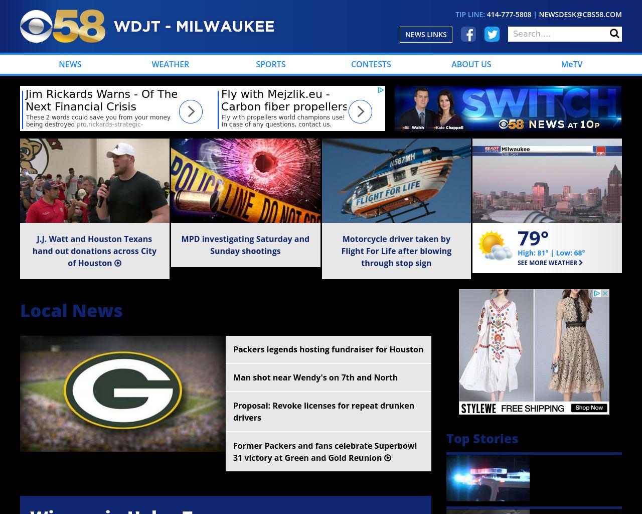 CBS-58-News-Advertising-Reviews-Pricing