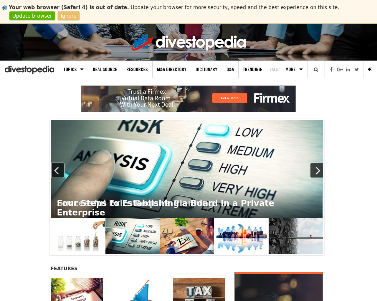 divestopedia-Advertising-Reviews-Pricing