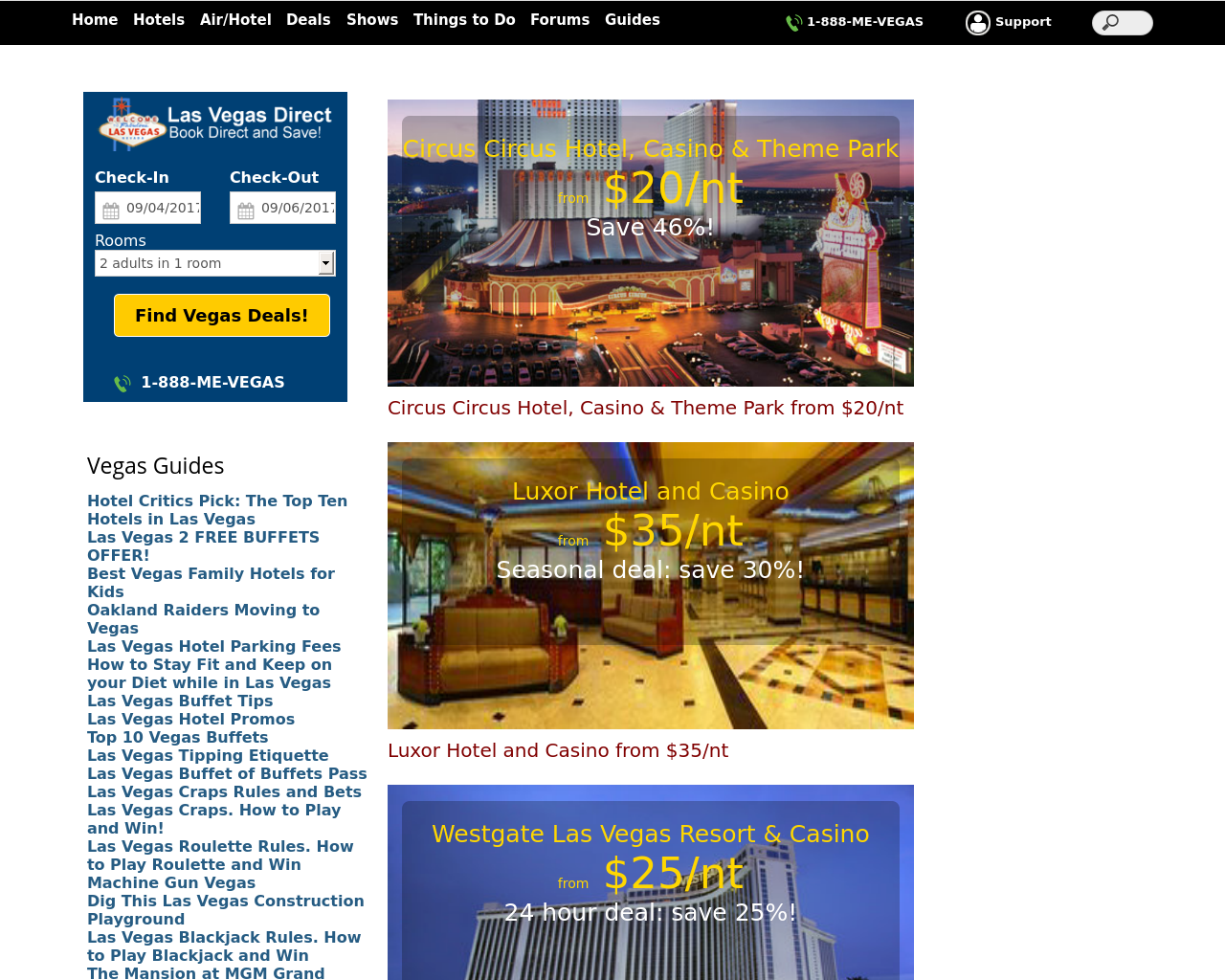 Lasvegasdirect.com-Advertising-Reviews-Pricing