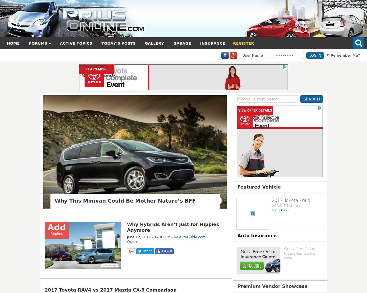 Toyota-Prius-Forum-Advertising-Reviews-Pricing