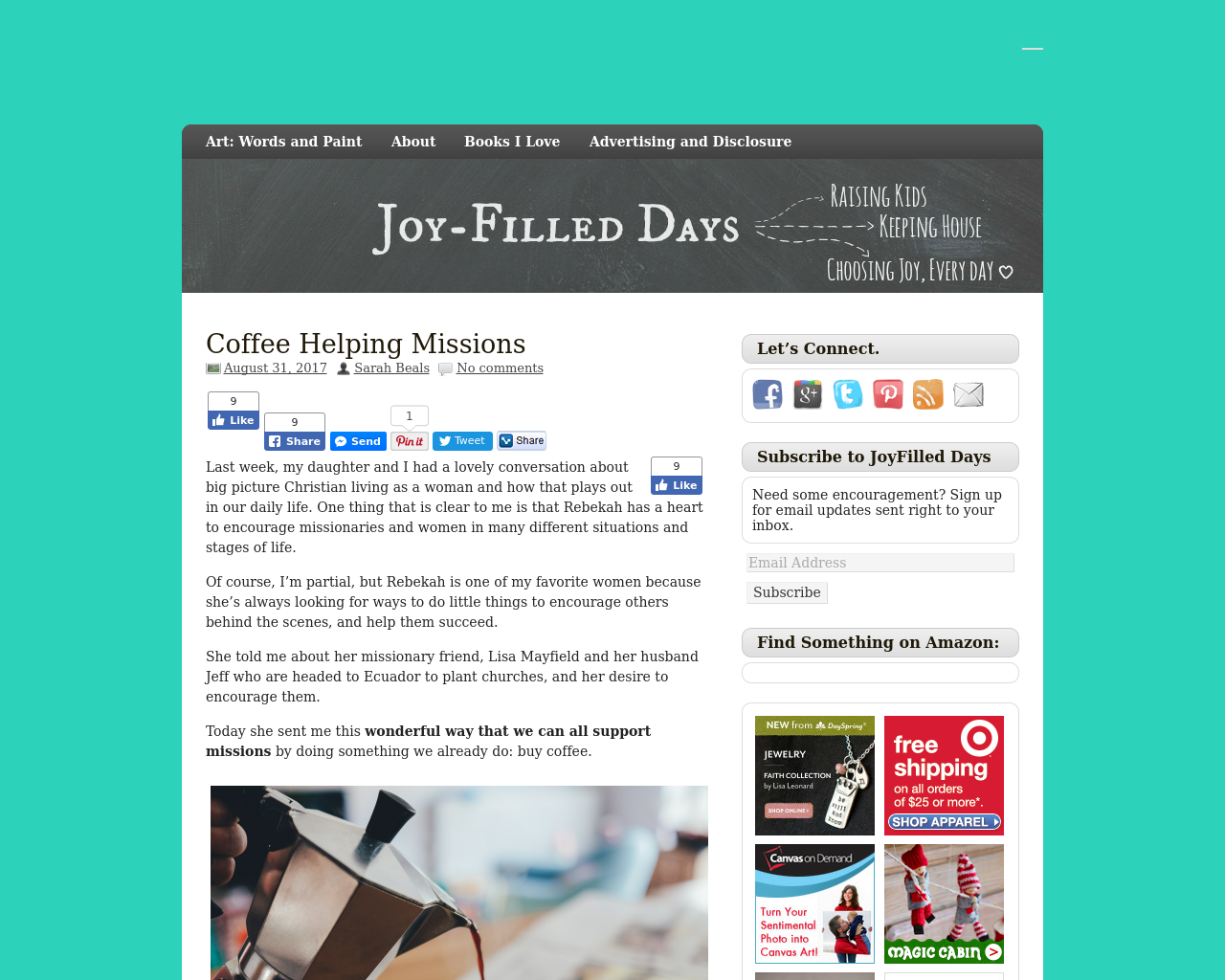 JoyFilledDays-Advertising-Reviews-Pricing