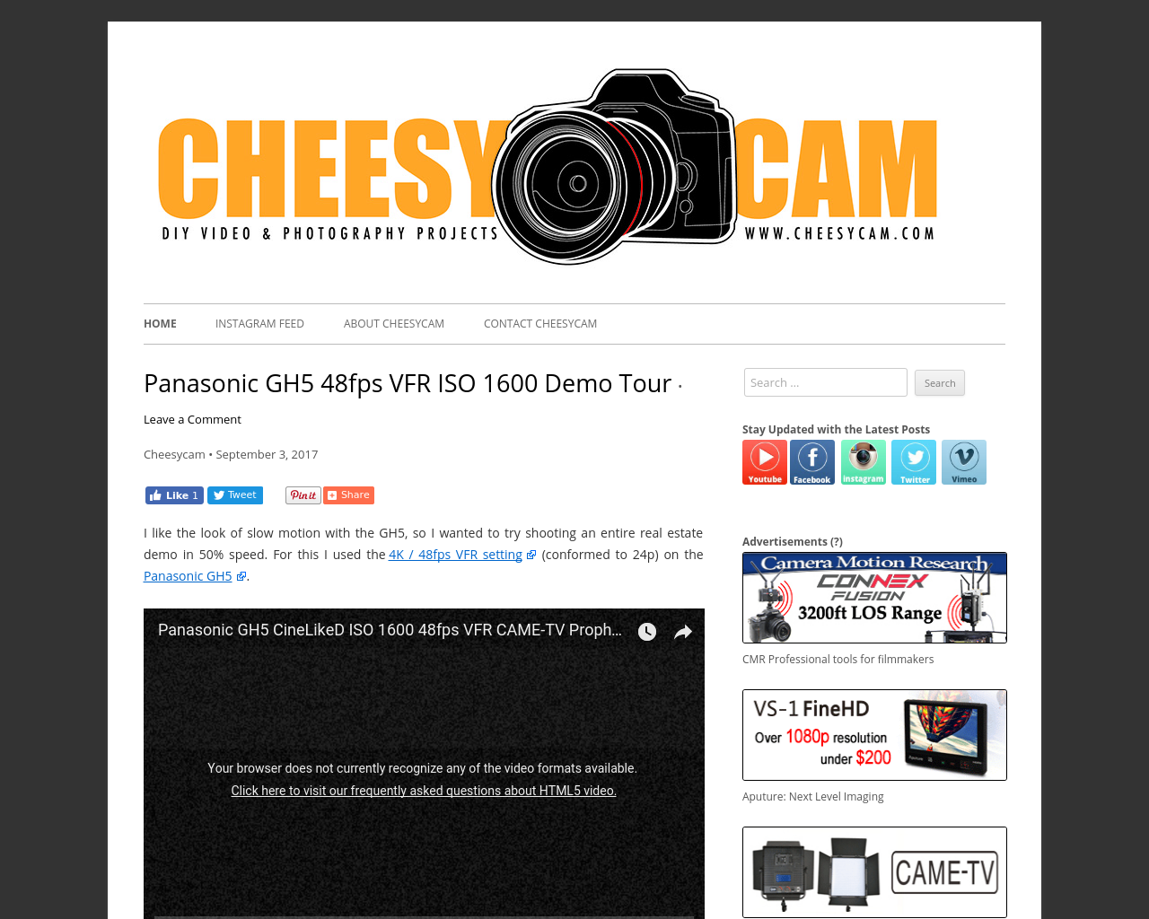 CheesyCam-Advertising-Reviews-Pricing