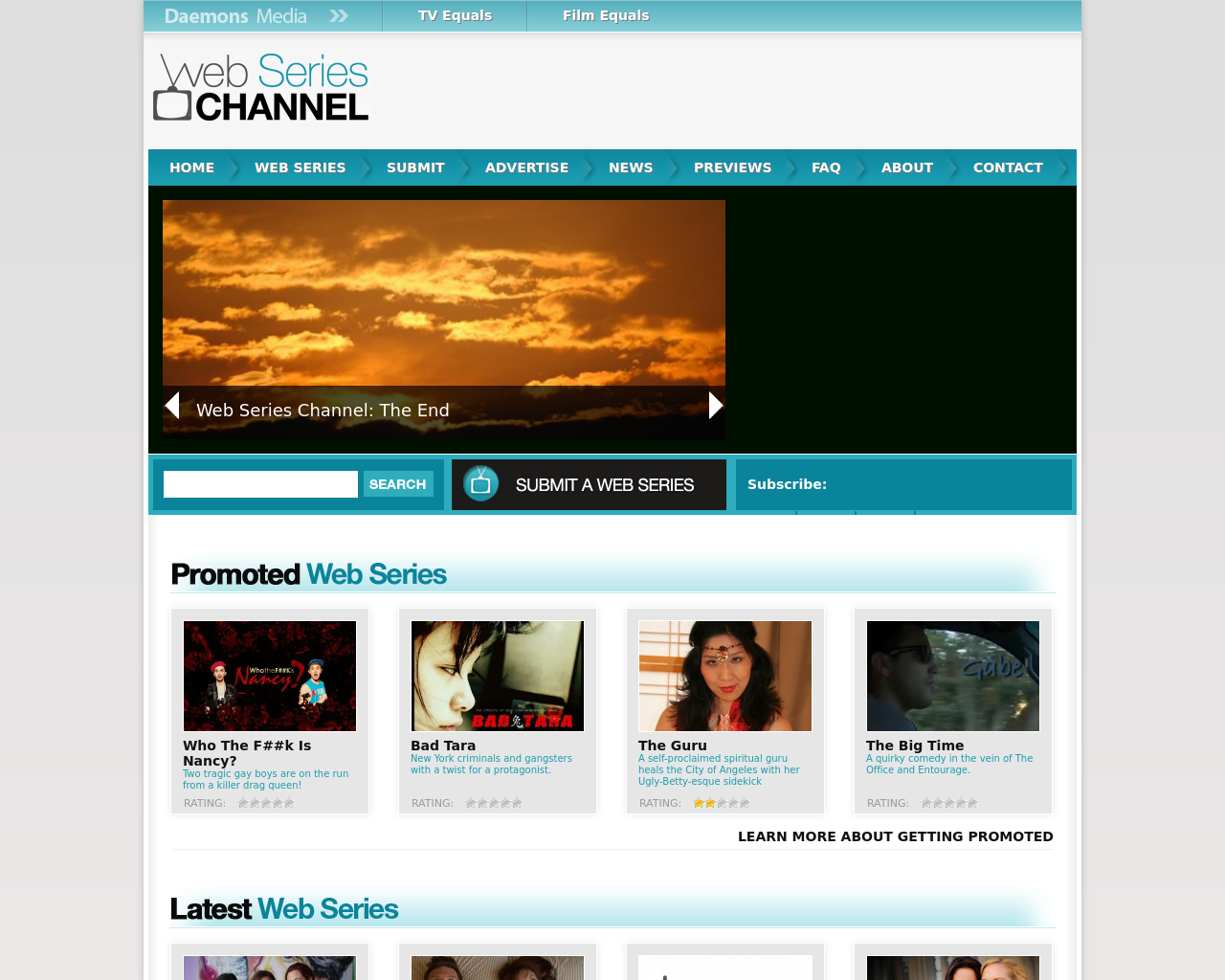 Web-Series-Channel-Advertising-Reviews-Pricing
