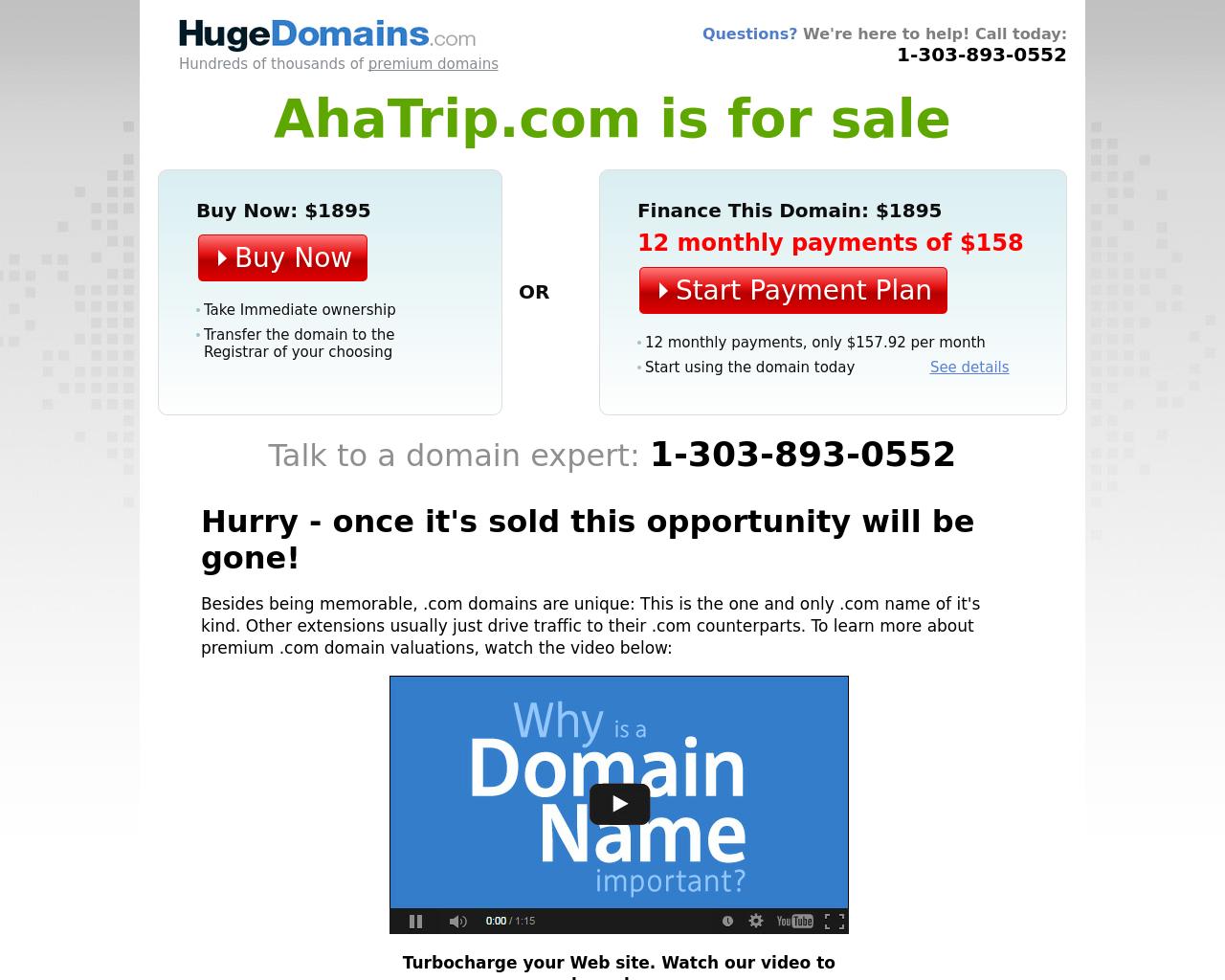 Aha!-Trip-Advertising-Reviews-Pricing