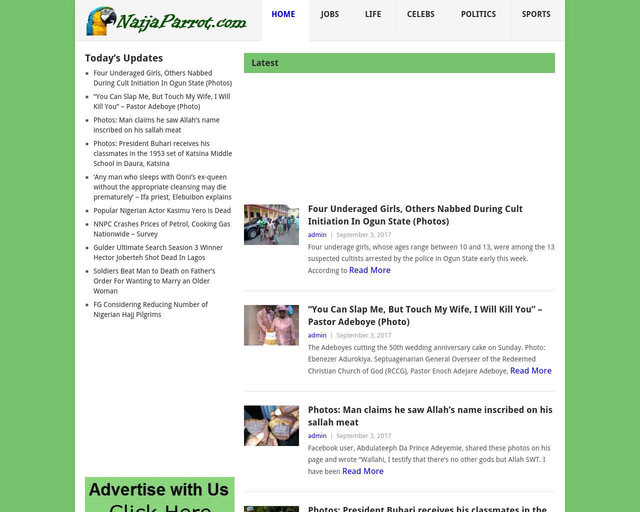 Naija-Parrot-Advertising-Reviews-Pricing