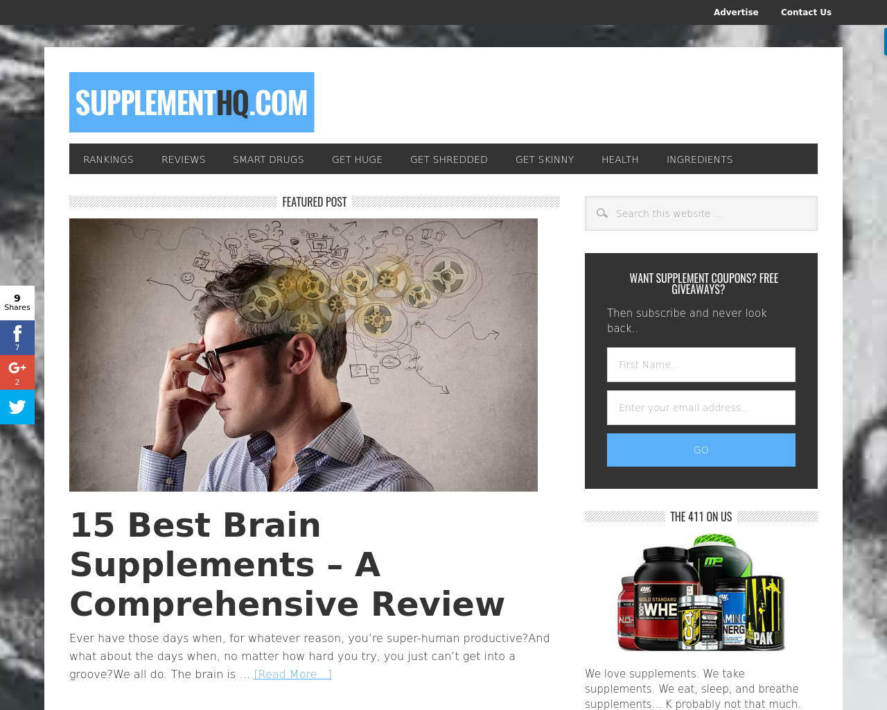 Supplement-HQ-Advertising-Reviews-Pricing