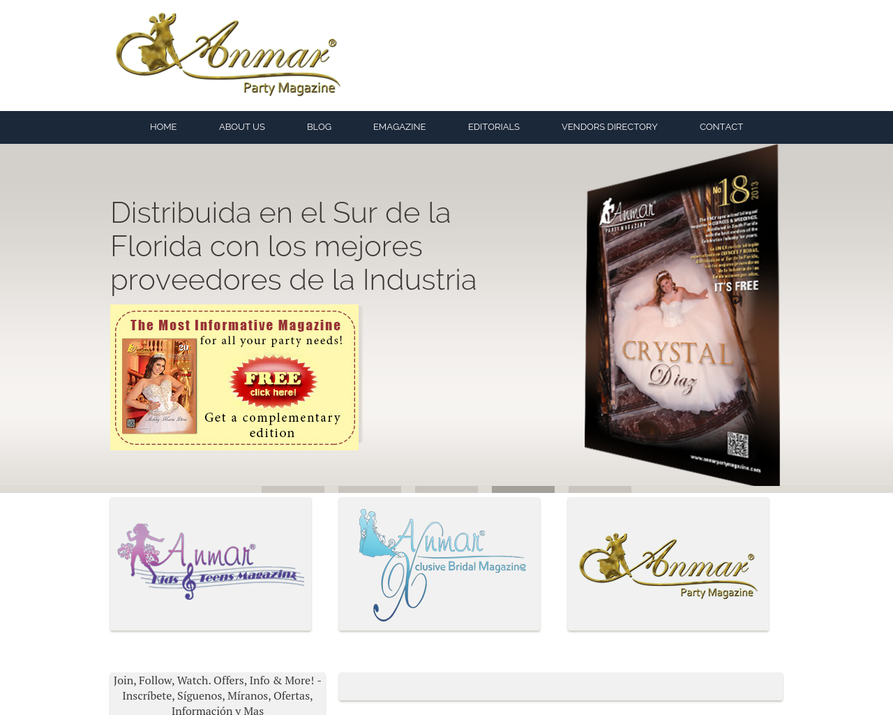 Anmar-PARTY-MAGAZINE-Advertising-Reviews-Pricing