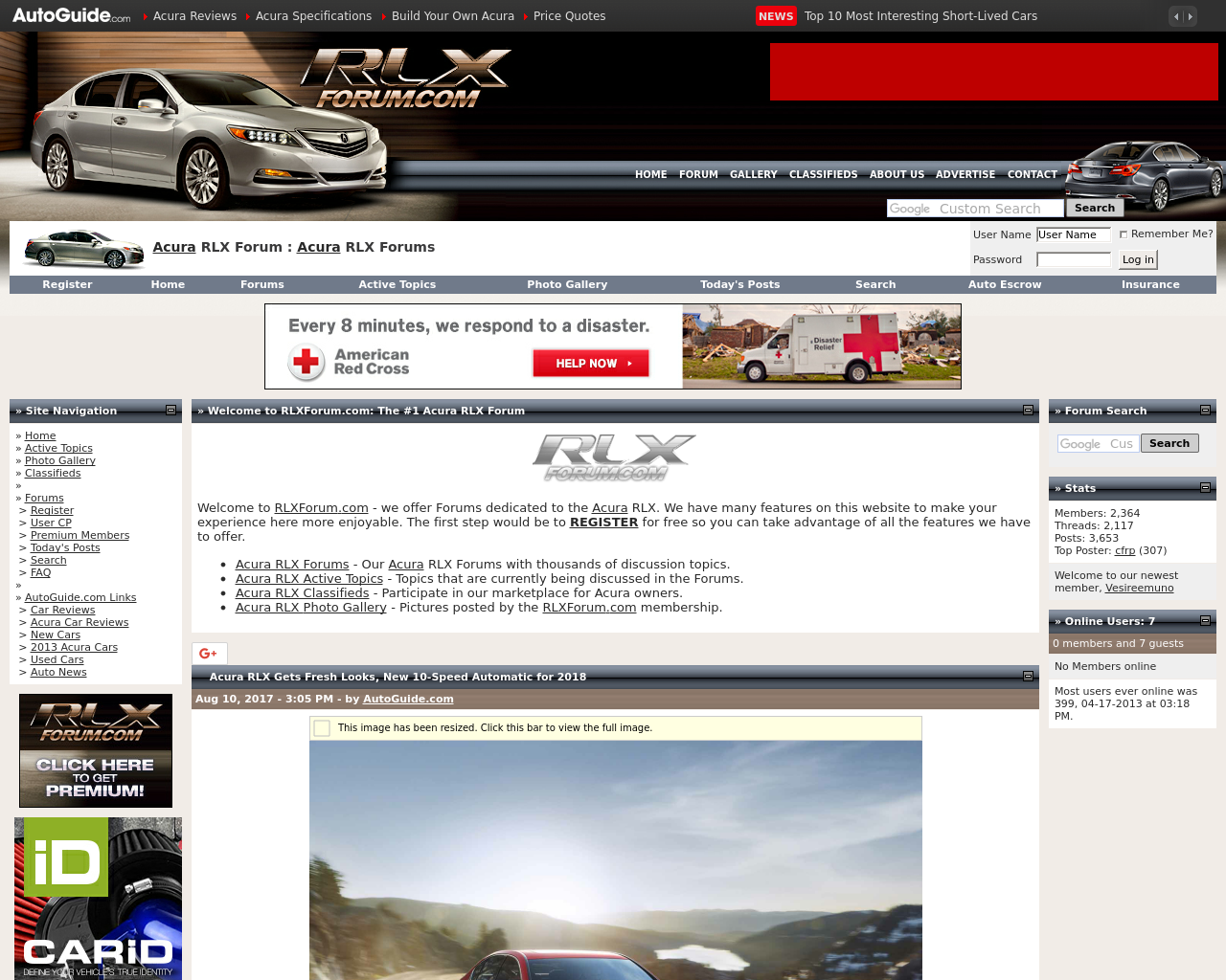 Acura-RLX-Advertising-Reviews-Pricing