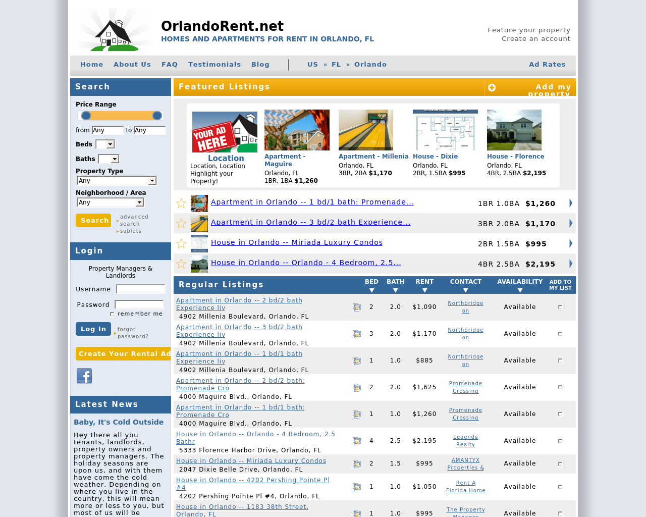 Orlando-Rent-Advertising-Reviews-Pricing