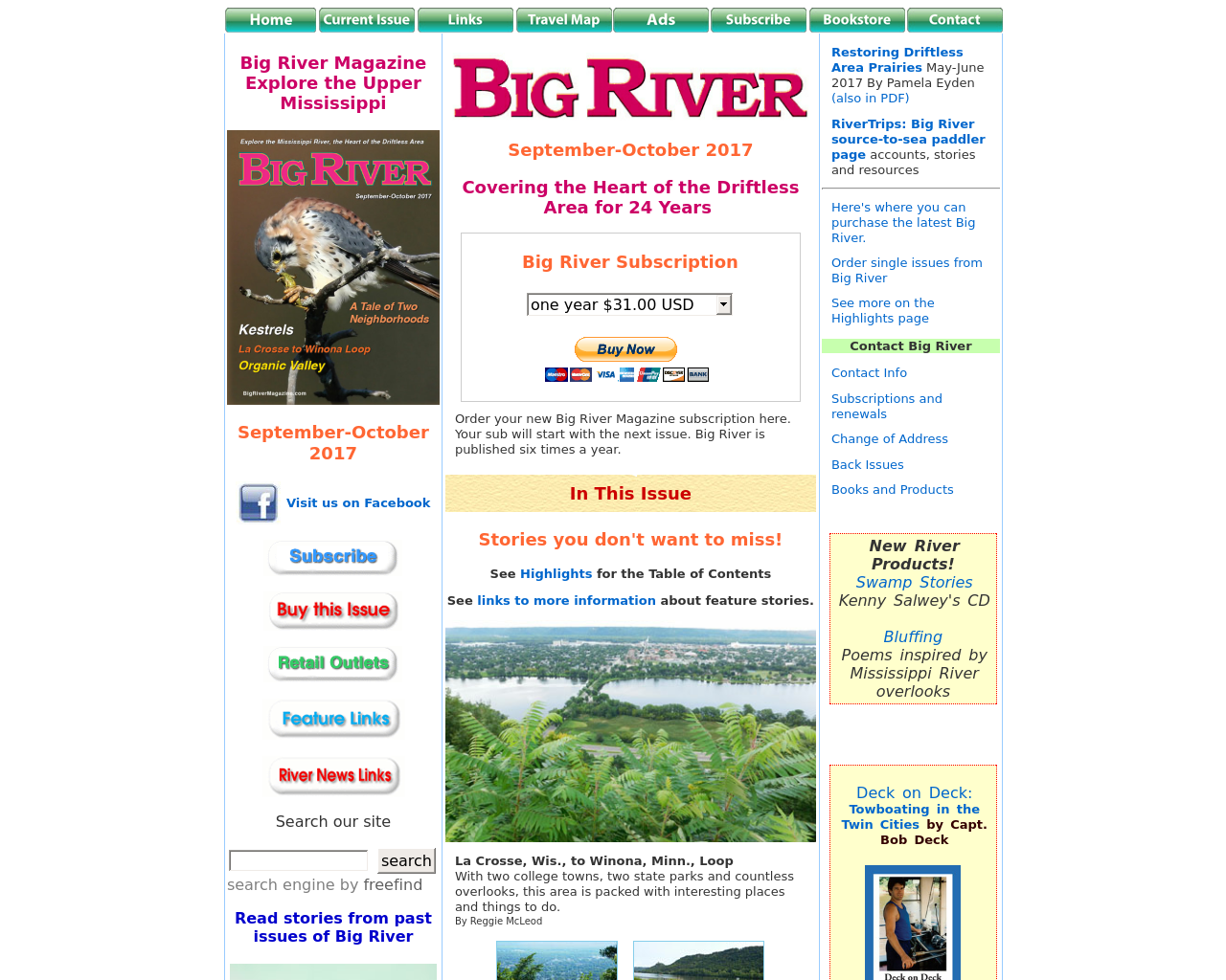Big-River-Magazine-Advertising-Reviews-Pricing