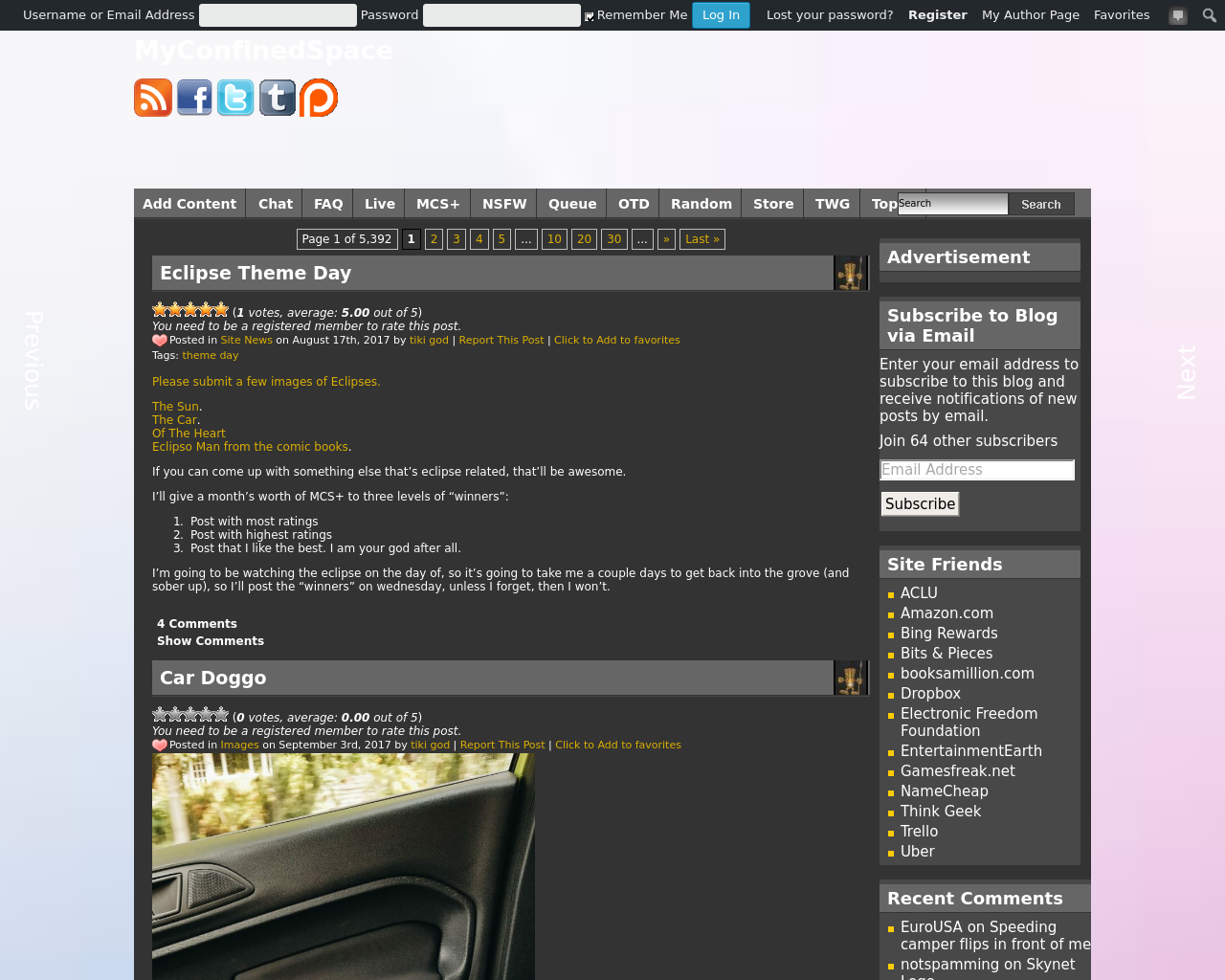 MyConfinedSpace-Advertising-Reviews-Pricing