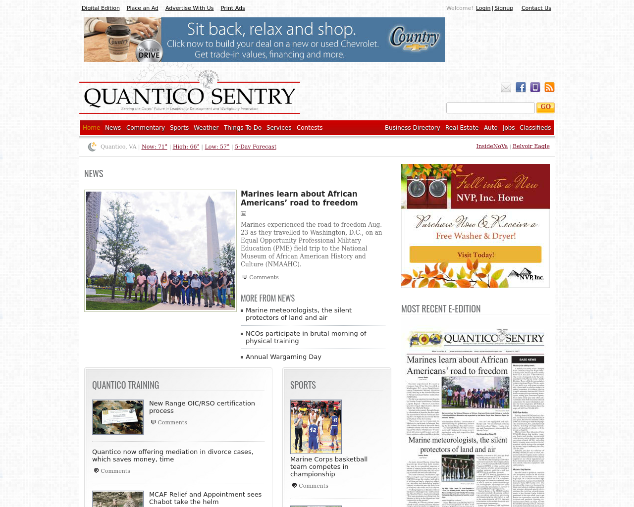 Quantico-Sentry-Online-Advertising-Reviews-Pricing