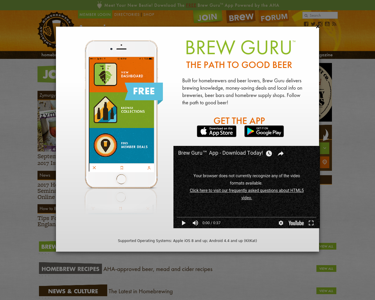 American-Homebrewers-Association-Advertising-Reviews-Pricing