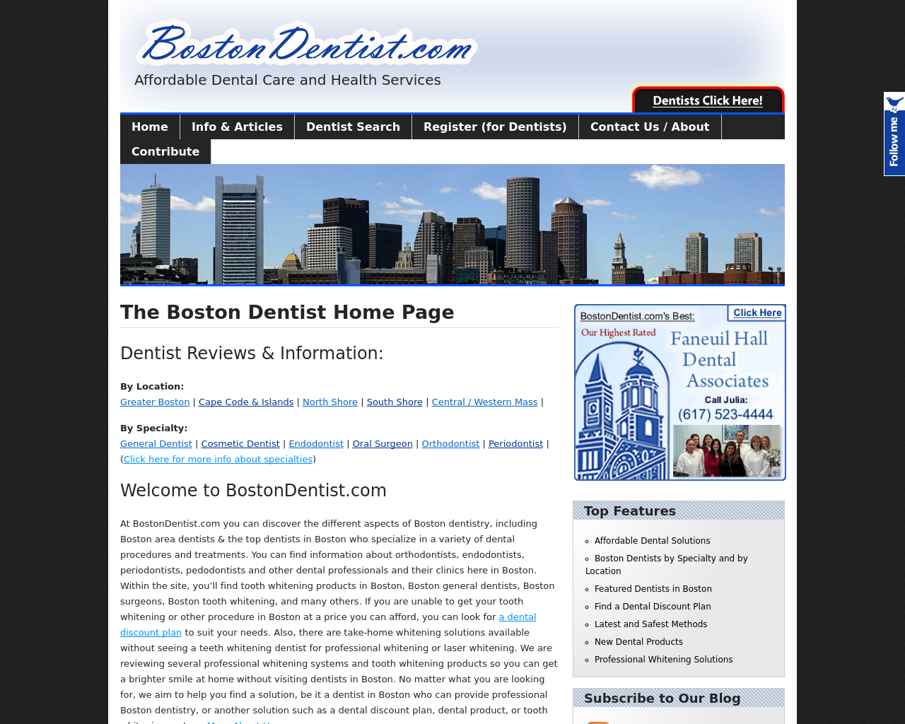 BostonDentist.com-Advertising-Reviews-Pricing