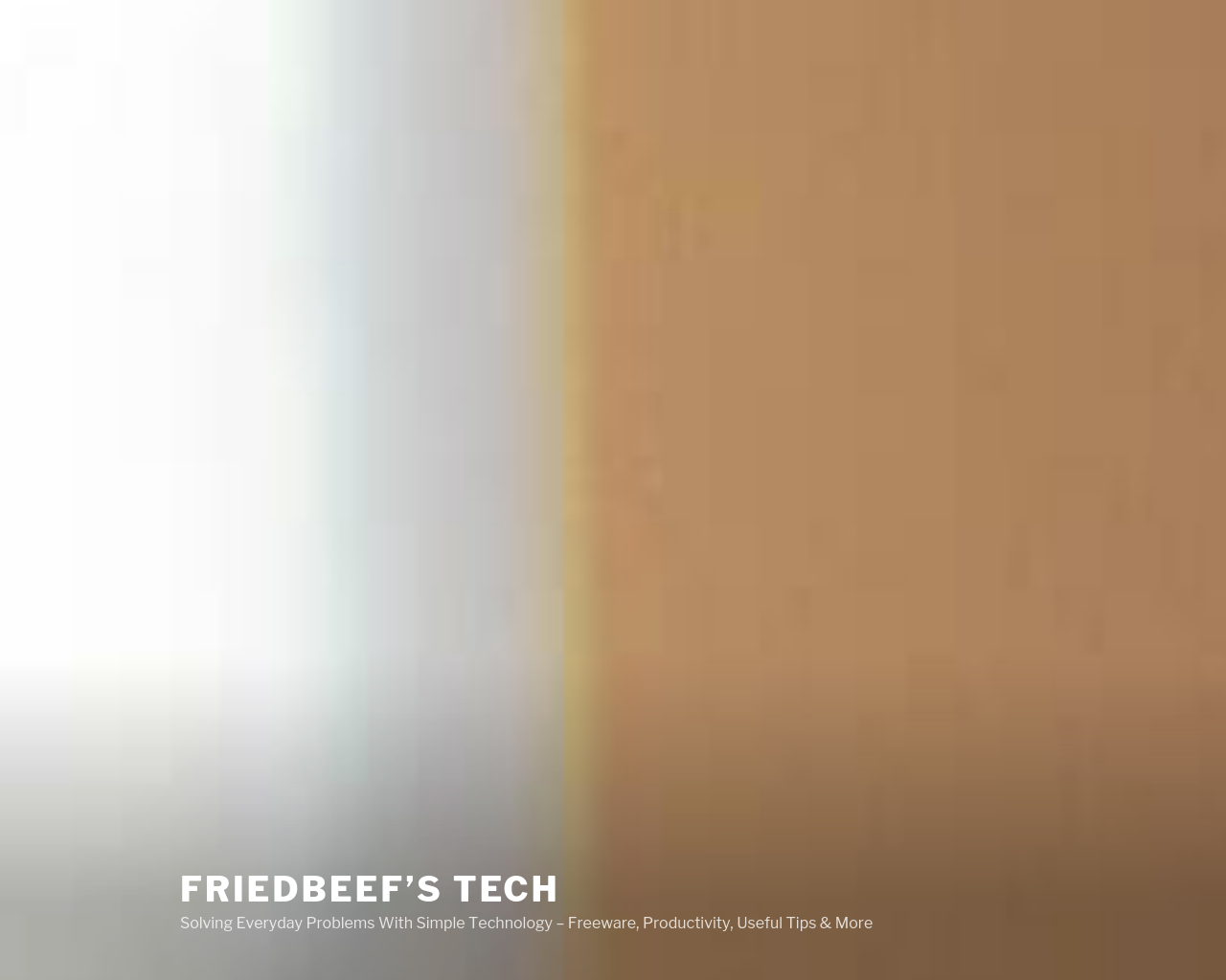 FriedBeef's--Tech-Advertising-Reviews-Pricing