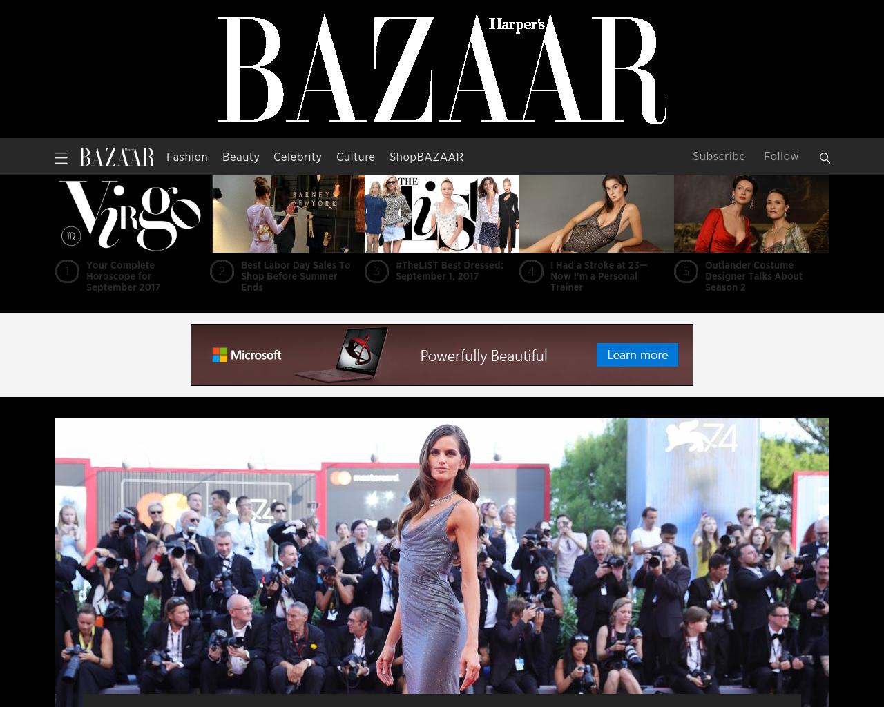 Harper's-BAZAAR-Advertising-Reviews-Pricing