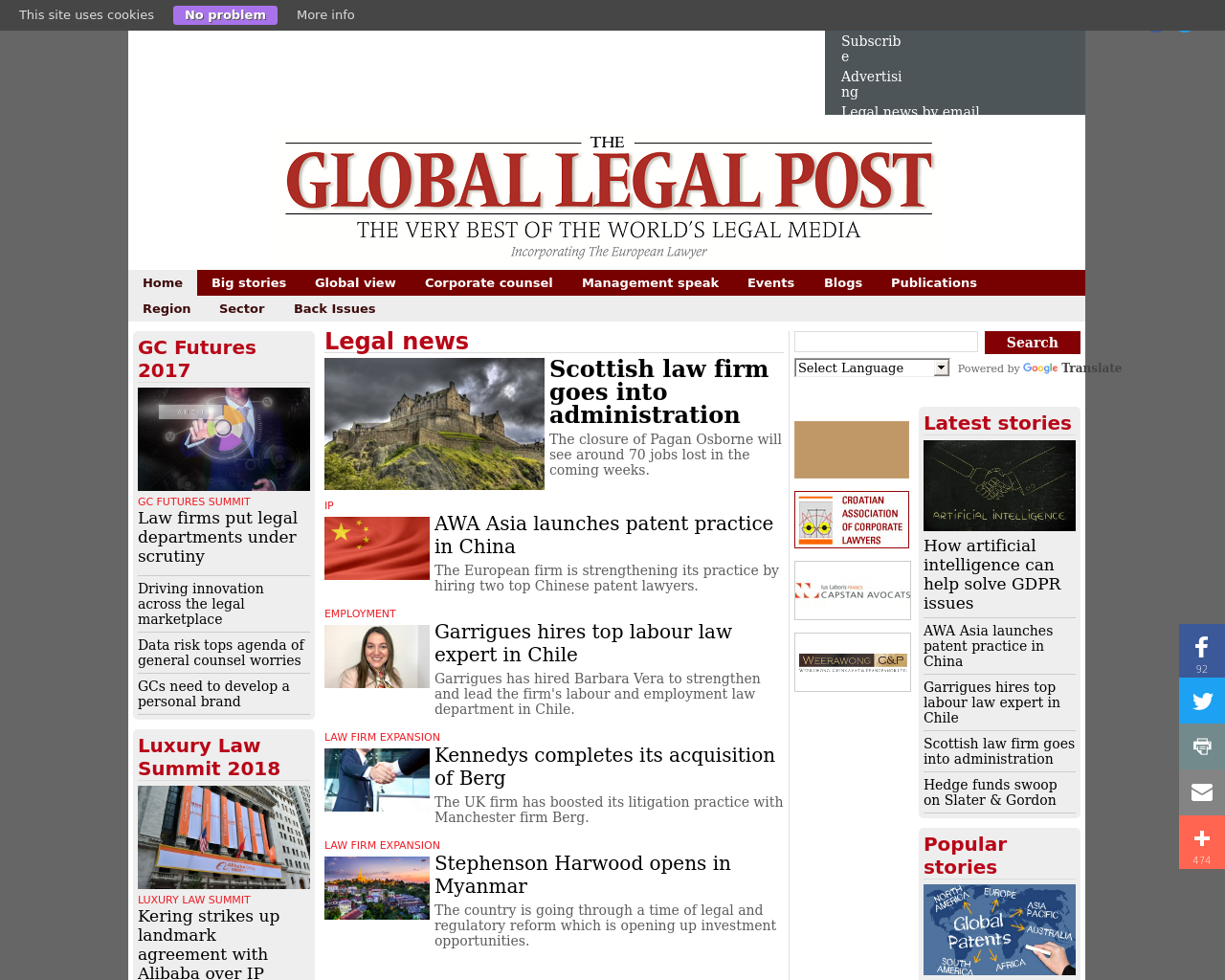 Global-Legal-Post-Advertising-Reviews-Pricing
