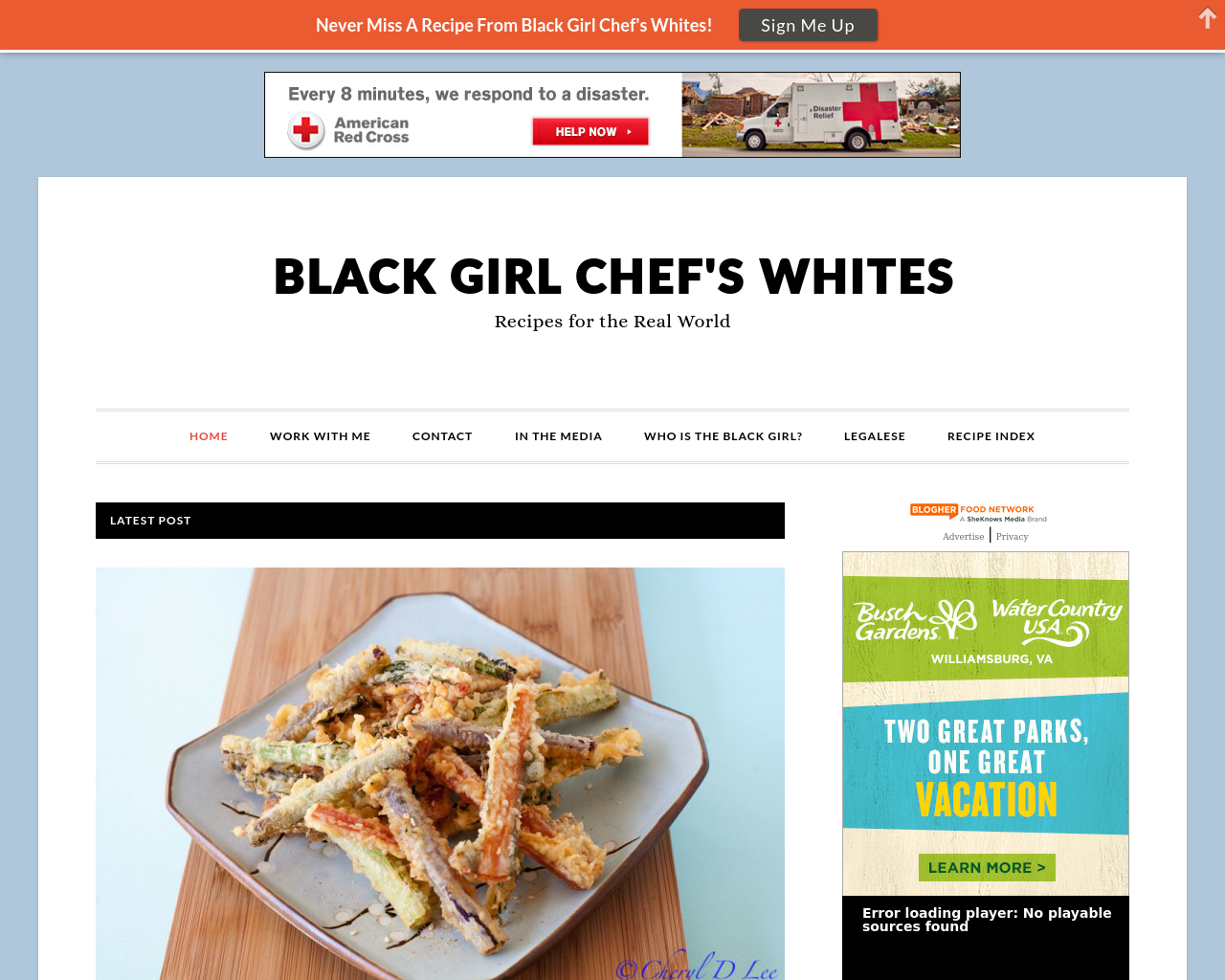 Black-Girl-Chef's-Whites-Advertising-Reviews-Pricing