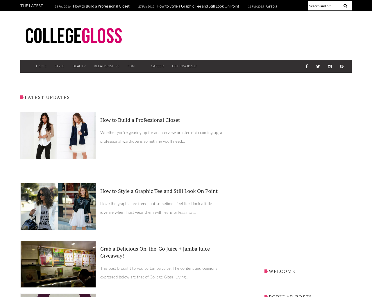 CollegeGloss.com-Advertising-Reviews-Pricing