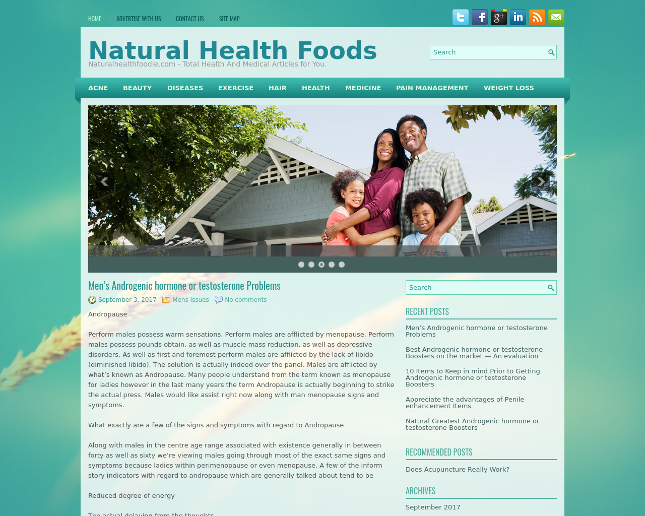 Natural-Health-Foodie-Advertising-Reviews-Pricing