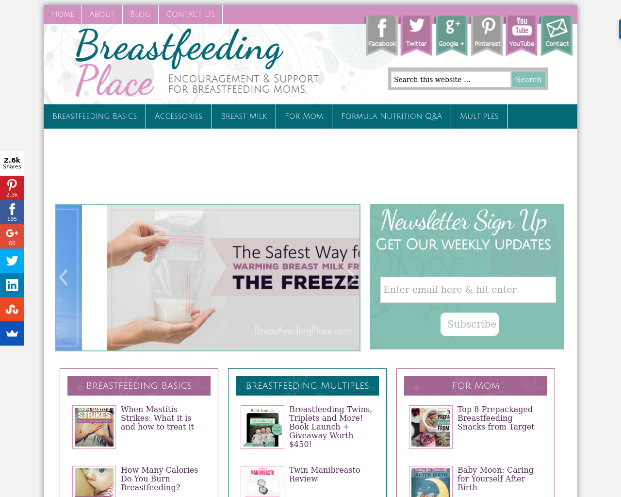 Breastfeeding-Place-Advertising-Reviews-Pricing