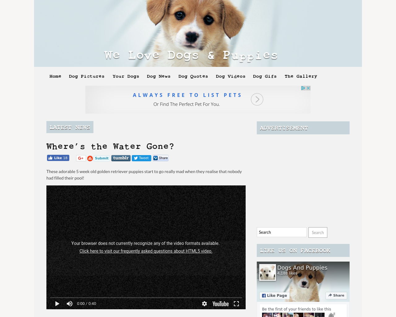 We-Love-Dogs-&-Puppies-Advertising-Reviews-Pricing