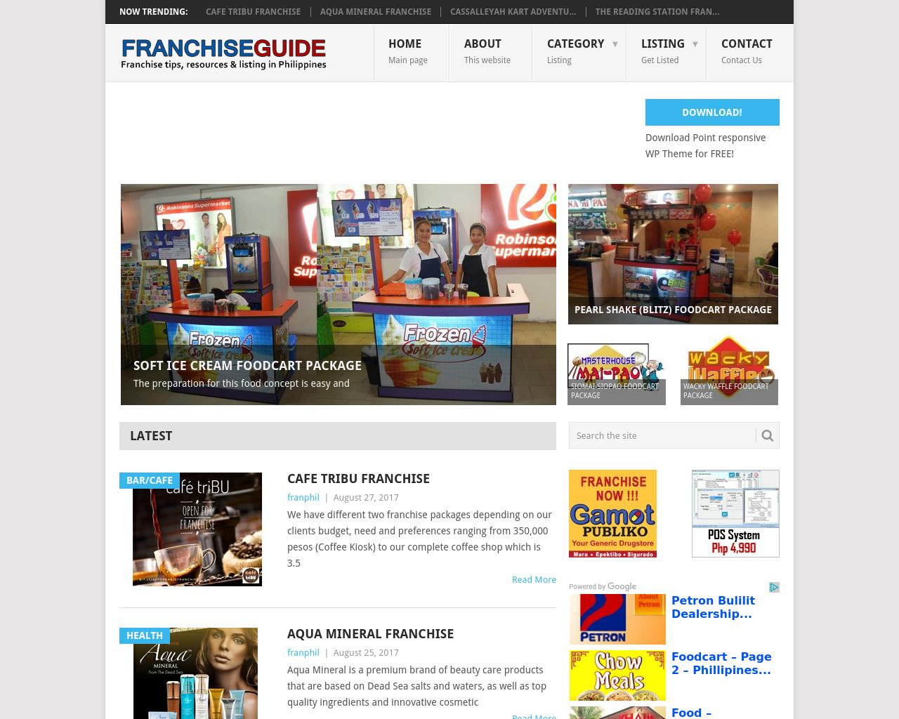 Franphil-Advertising-Reviews-Pricing