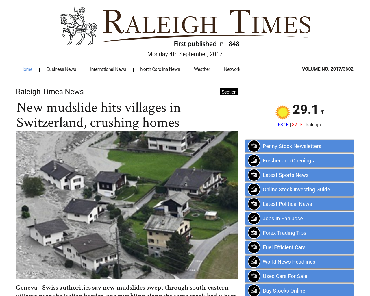 Raleigh-Times-Advertising-Reviews-Pricing