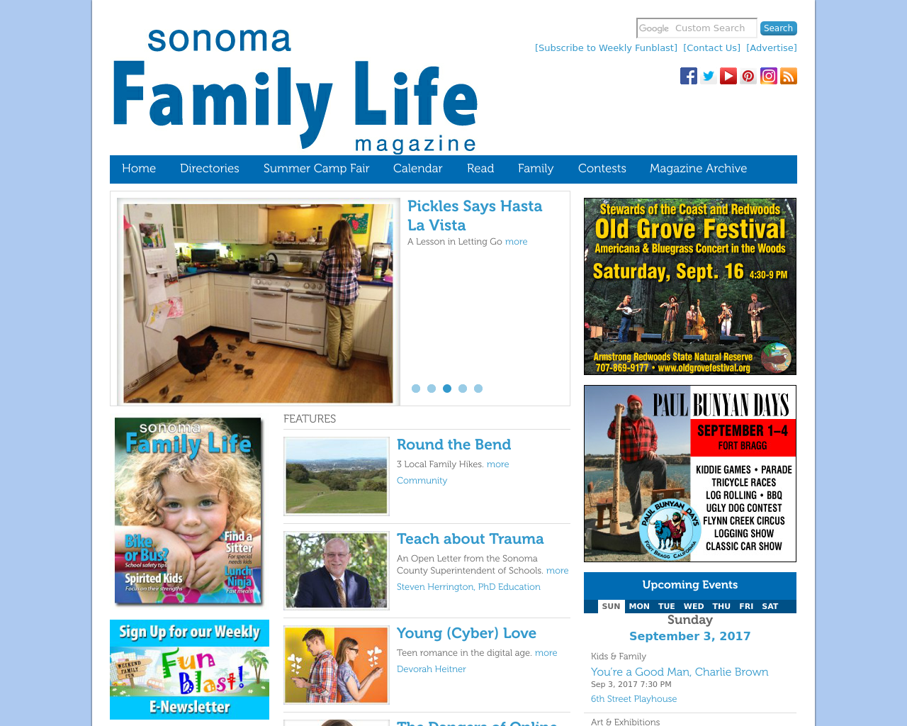 Sonoma-Family-Life-Magazine-Advertising-Reviews-Pricing