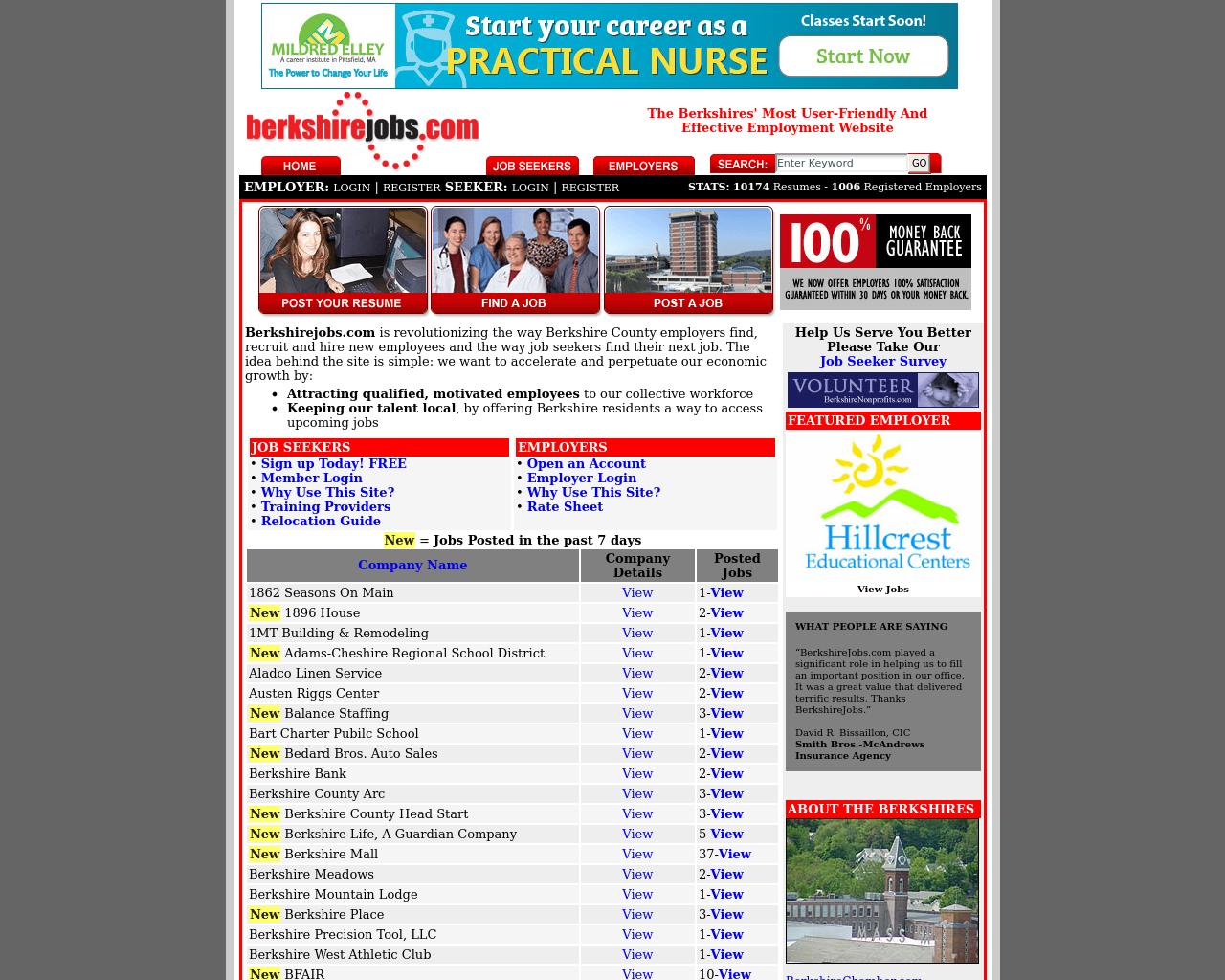 Berkshire-Jobs-Advertising-Reviews-Pricing