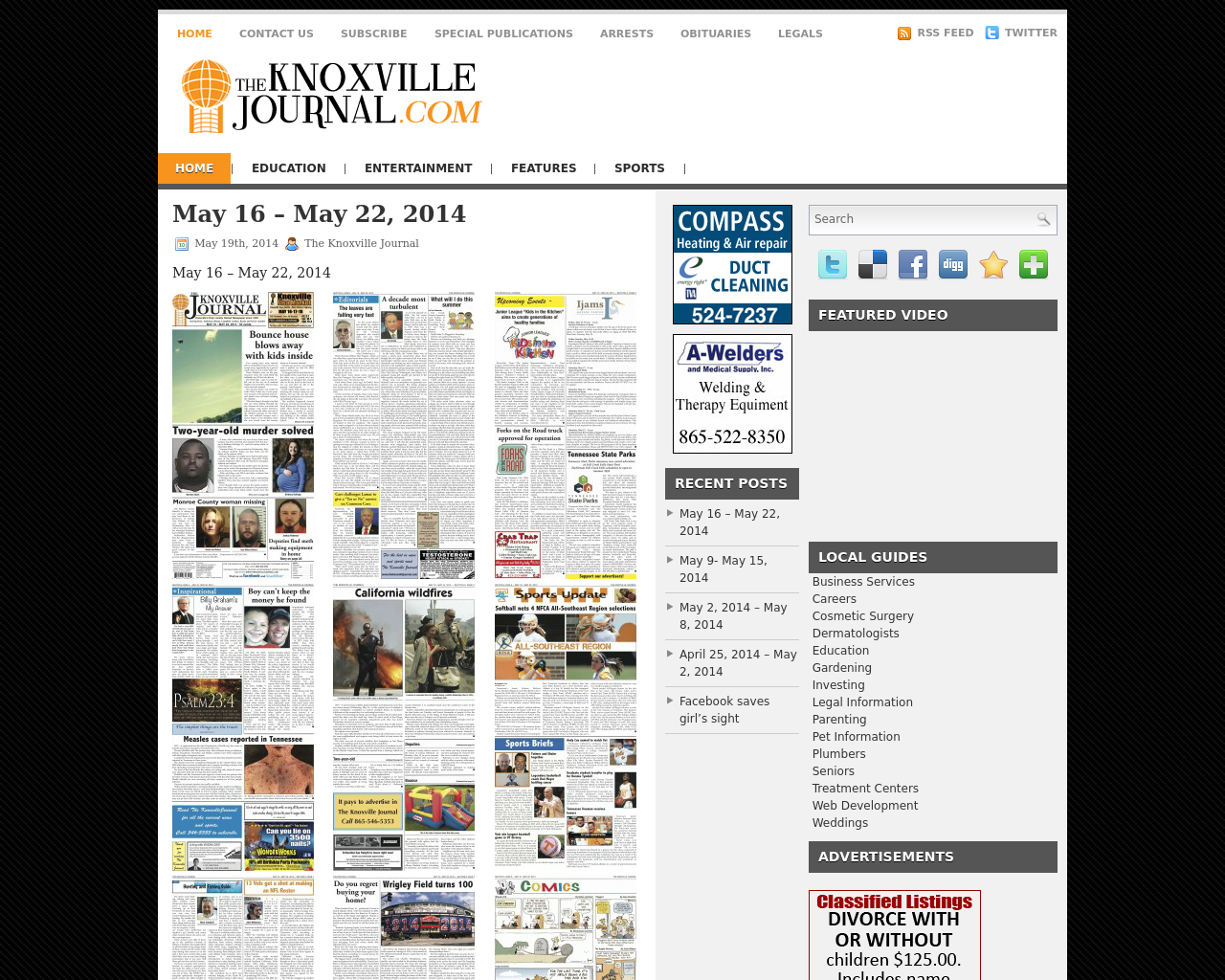The-Knoxville-Journal-Advertising-Reviews-Pricing