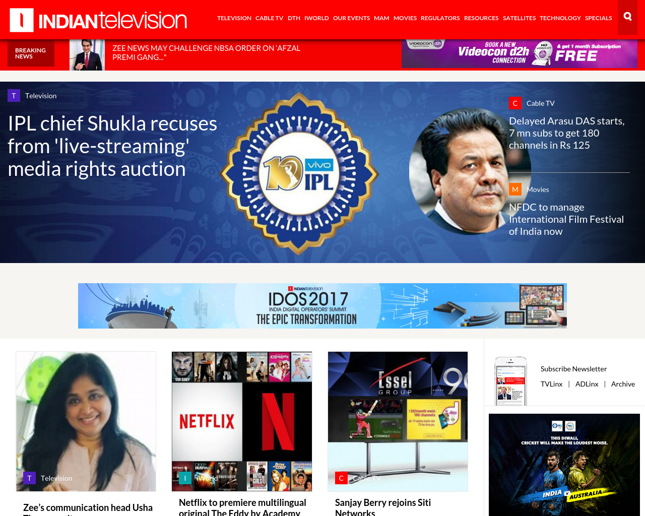 Indian-Television-Advertising-Reviews-Pricing