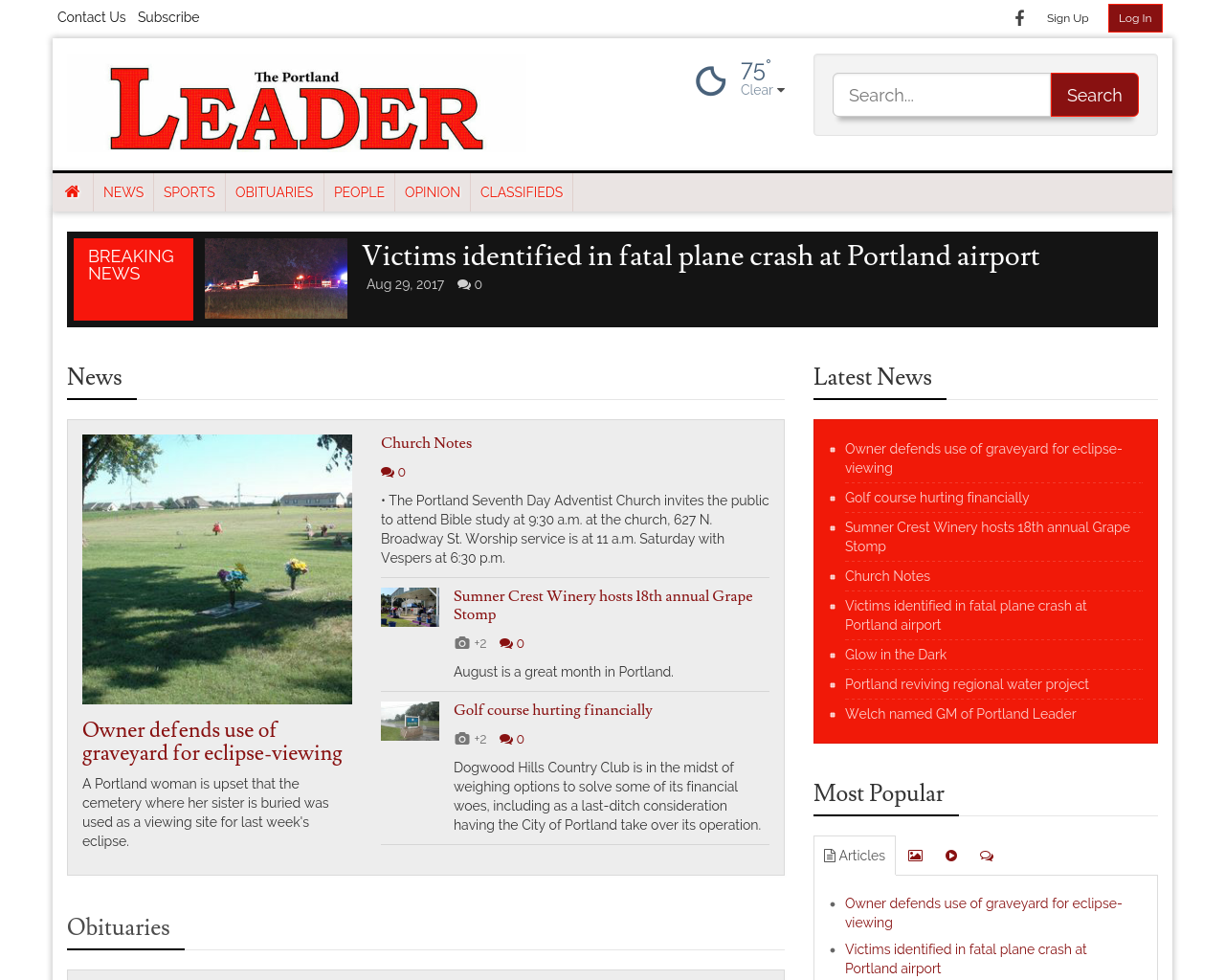 The-Portland-Leader-Advertising-Reviews-Pricing
