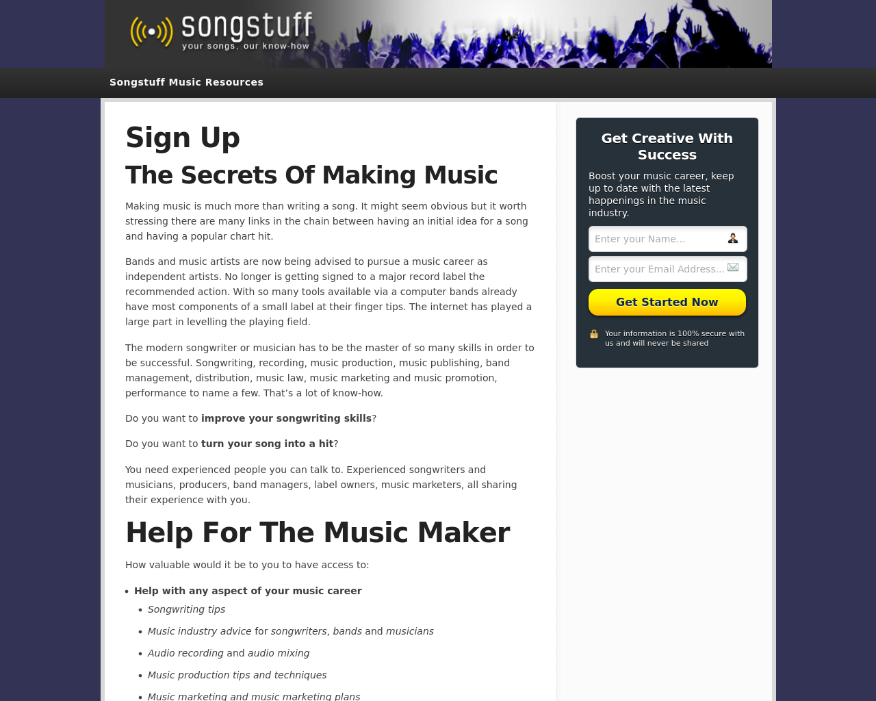 Songstuff-Advertising-Reviews-Pricing