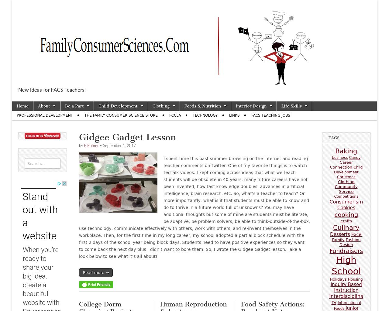 FamilyConsumerSciences.Com-Advertising-Reviews-Pricing
