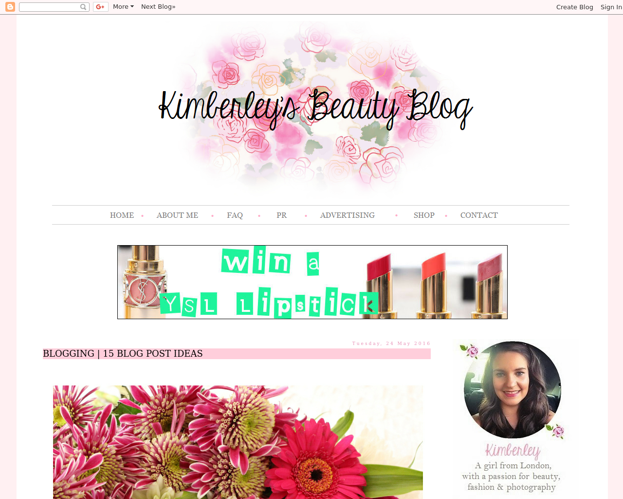Kimberly's-Beauty-Blog-Advertising-Reviews-Pricing