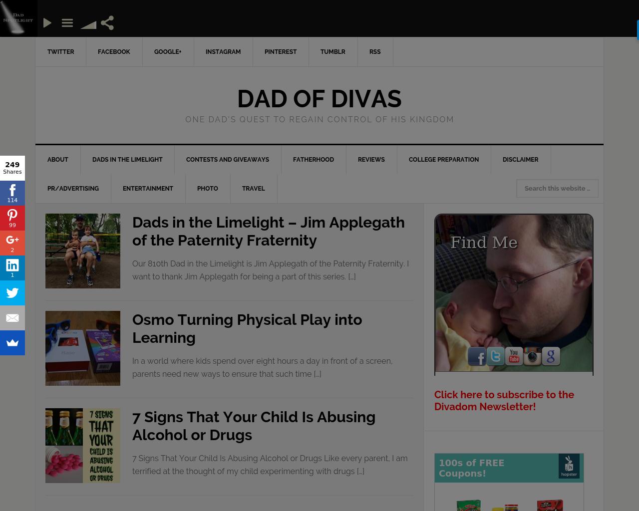 Dad-of-Divas-Advertising-Reviews-Pricing