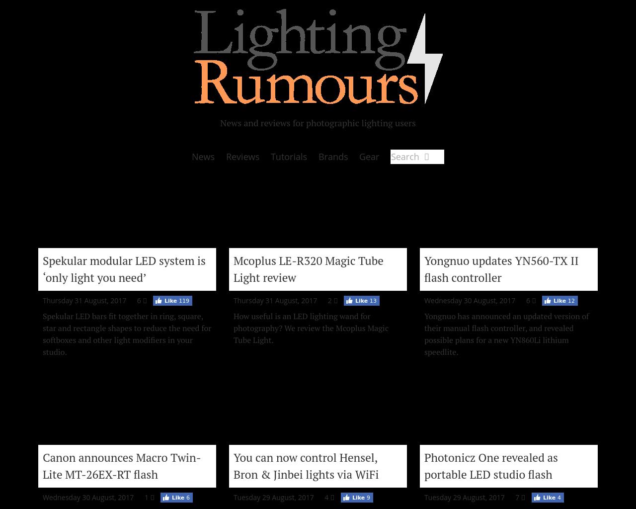 Lighting-Rumours-Advertising-Reviews-Pricing