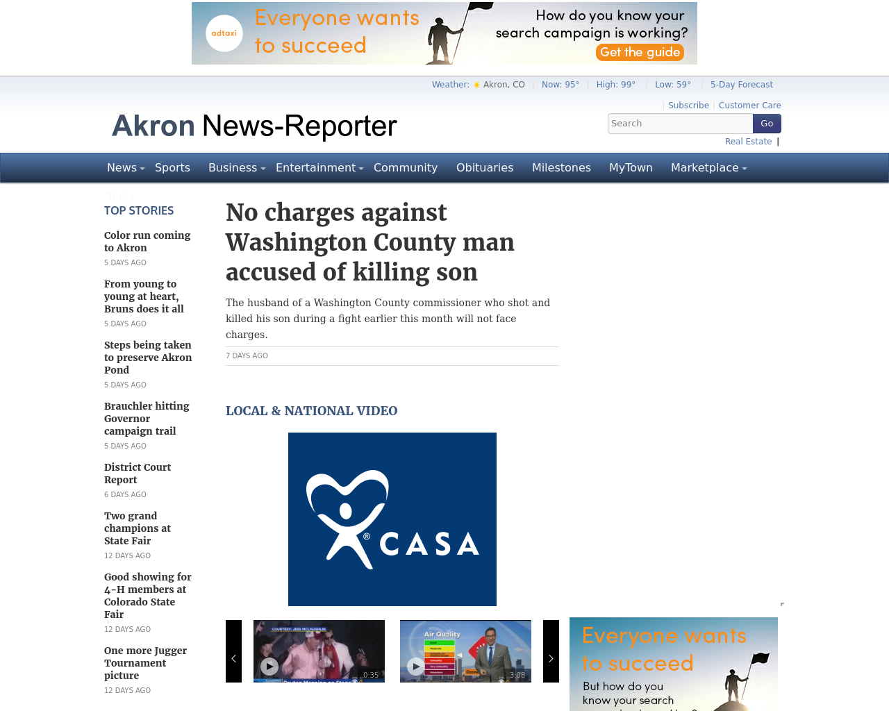 Akron-News-Reporter-Advertising-Reviews-Pricing