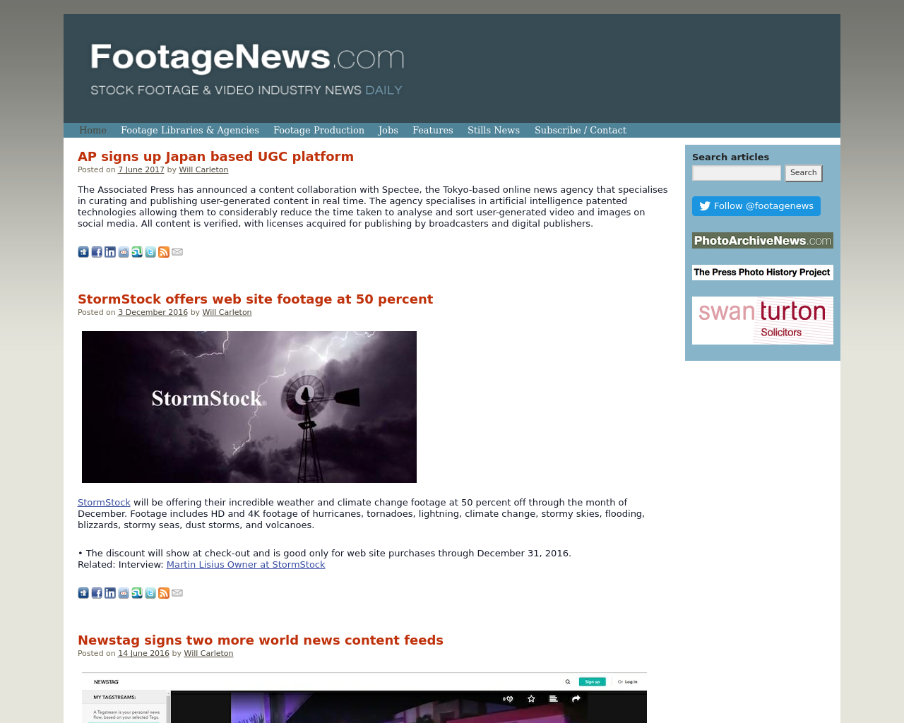 Footage-News-Advertising-Reviews-Pricing