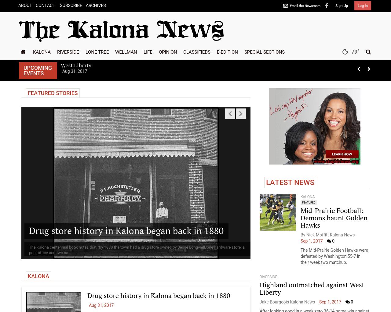 Kalona-News-Advertising-Reviews-Pricing