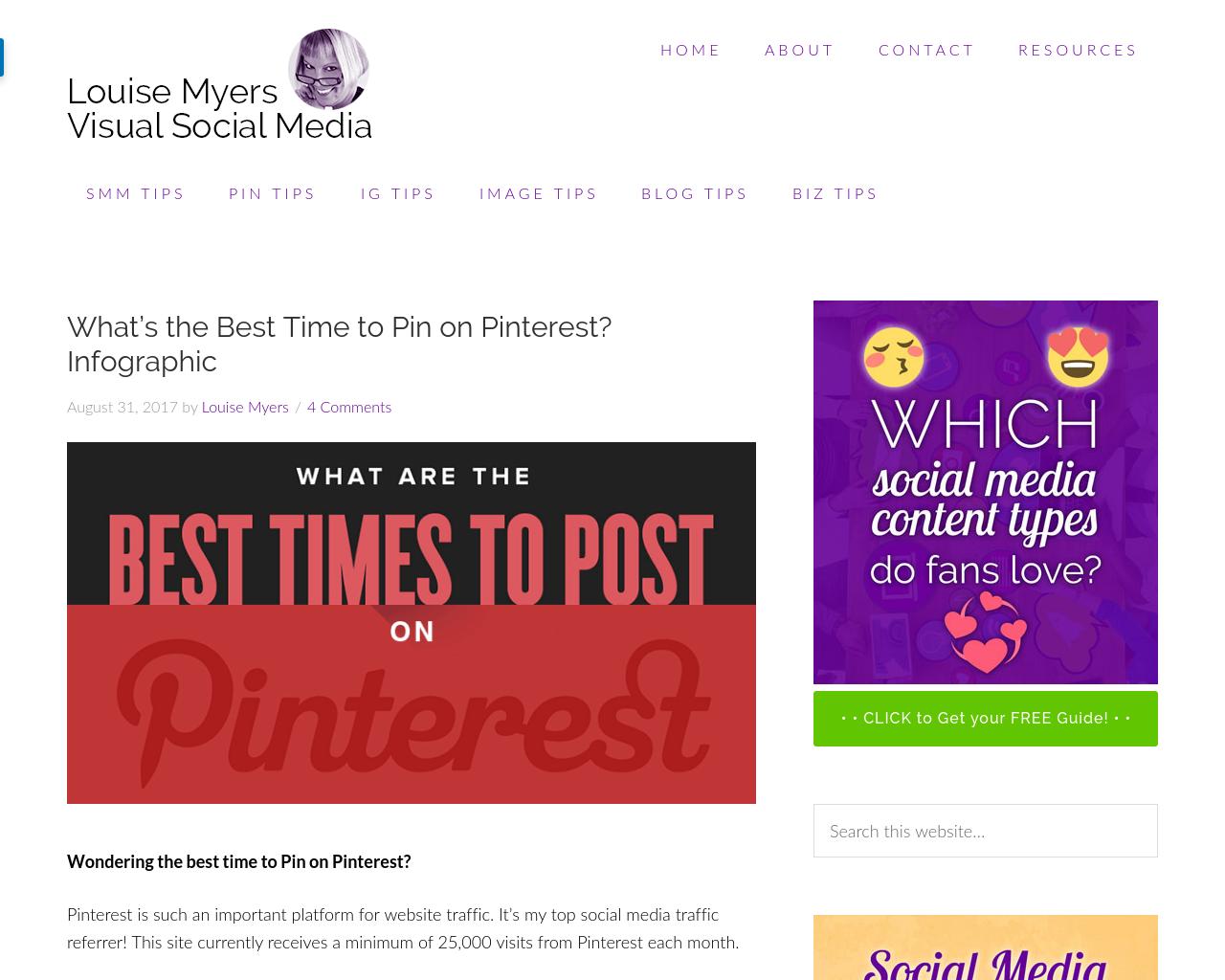 Louise-Myers-Visual-Social-Media-Advertising-Reviews-Pricing