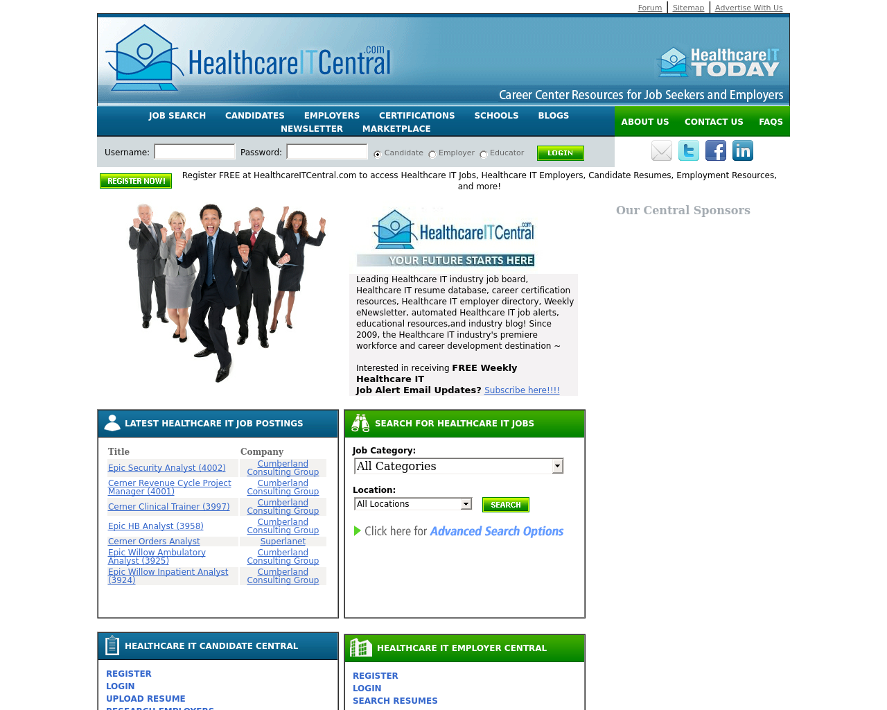 Healthcare-IT-Central.com-Advertising-Reviews-Pricing