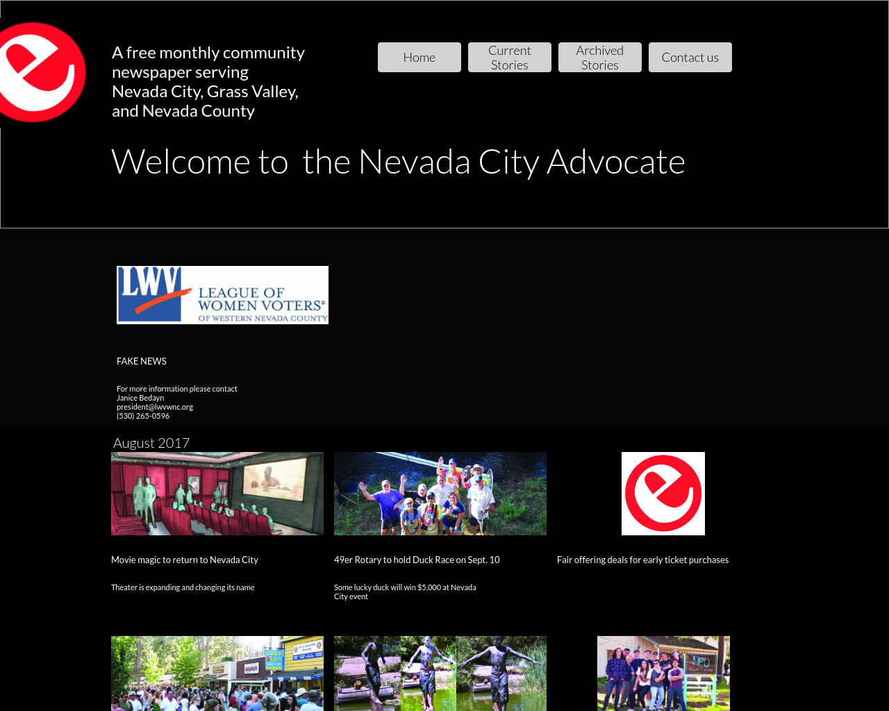 Nevada-City-Advocate-Advertising-Reviews-Pricing