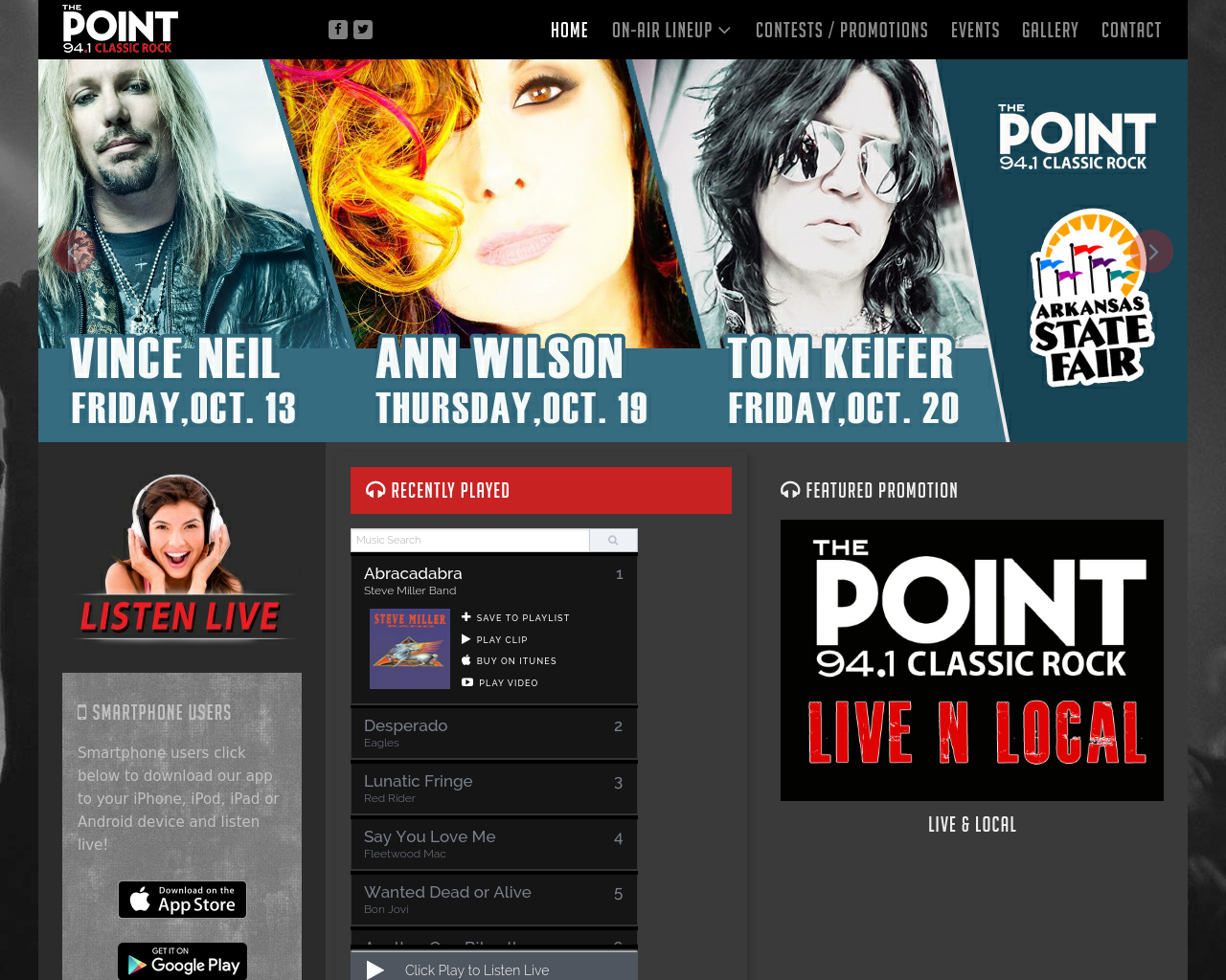 The-Point-94.1-FM-Classic-Rock-Advertising-Reviews-Pricing